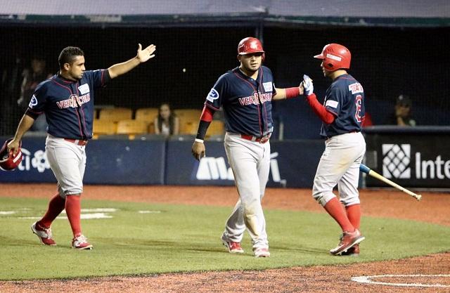 Beisbol, LMB: Rojos del Águila luce su ofensiva y empató la serie con Guerreros