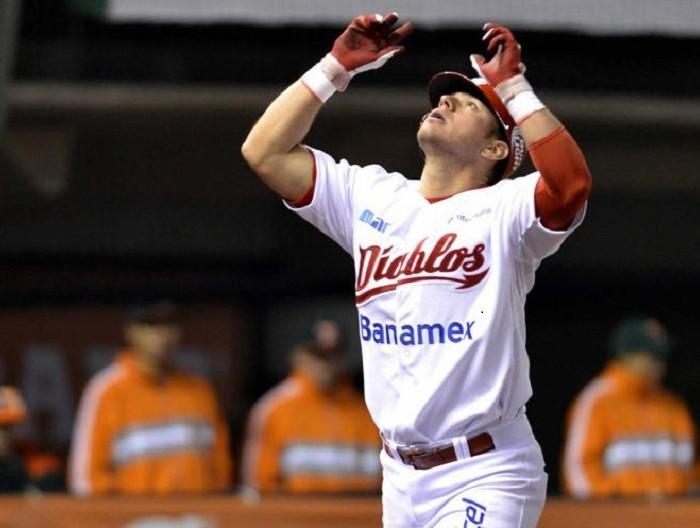 Beisbol, LMB: Contento Emmanuel Ávila de llegar a Yaquis de Obregón.