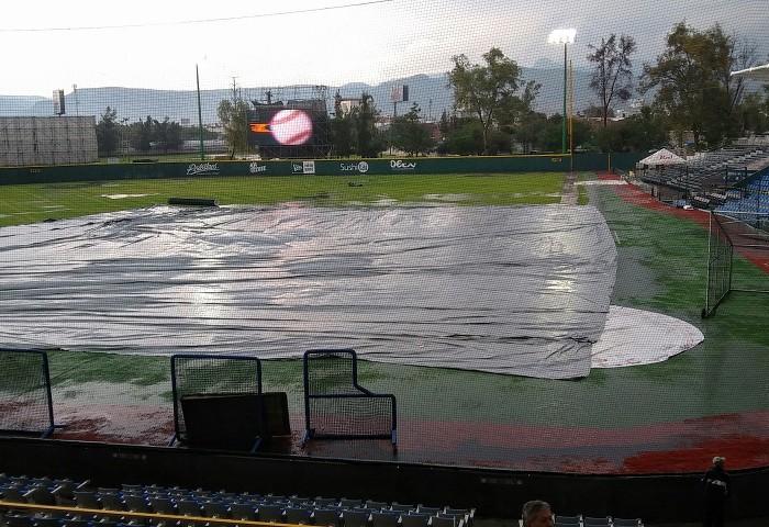 Beisbol, LMB: Se pospone el juego en León por lluvia.