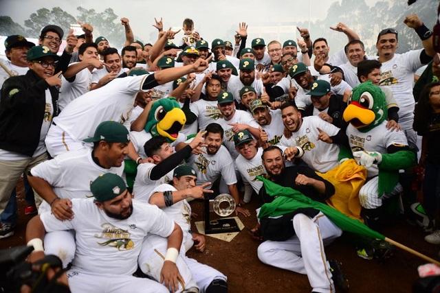 Beisbol, LMB: Pericos venció a Leones y se proclama Bicampeón de la Zona Sur