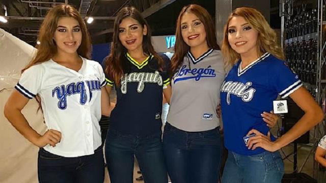 Beisbol, LMP: Los Yaquis presentaron sus nuevas casacas para la temporada 2017-2018