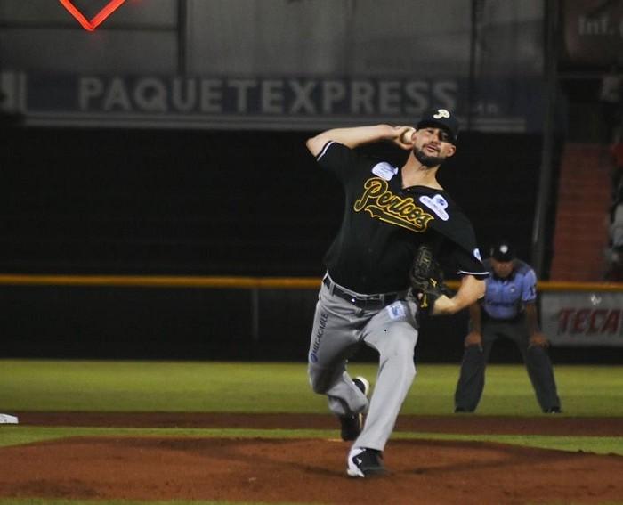 Beisbol, LMB: Pericos se quedaron con el primero en Mérida.