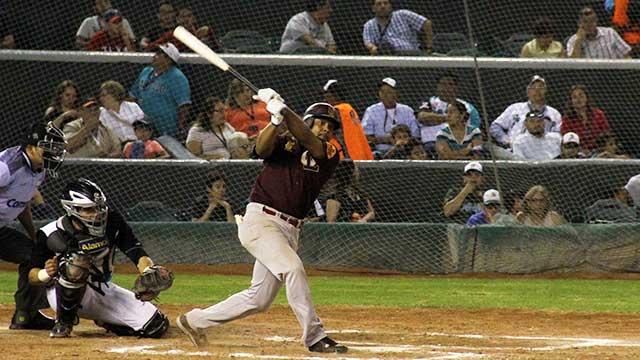 Beisbol, LMB: Vaqueros se llevó el primero de la serie con paliza sobre Saraperos