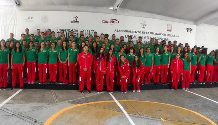 Universiada: México tiene buen papel en la competición