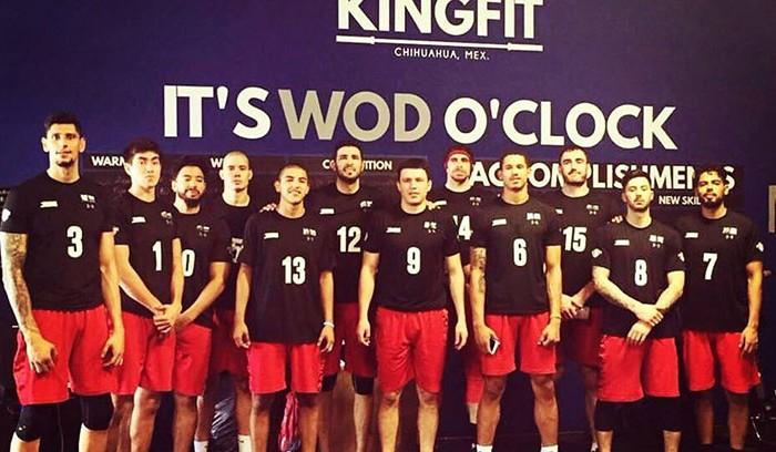 """FIBA, Baloncesto: Listos los """"12 Guerreros"""" para el AmeriCup"""