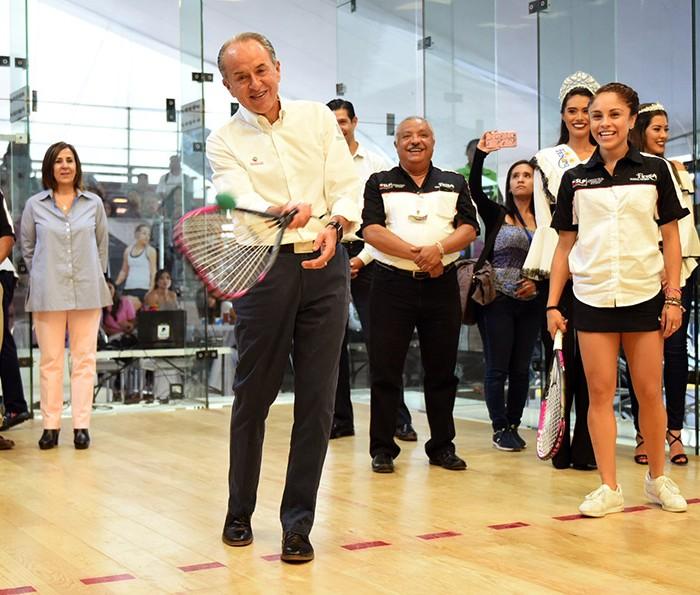 Raquetbol: Paola Longoria se lleva se corona en casa
