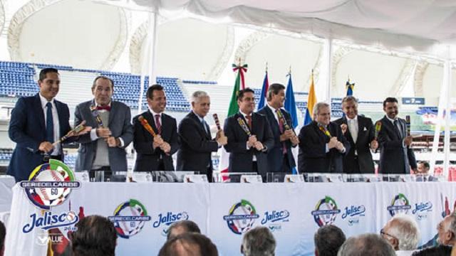 Beisbol, LMP: Presentaron oficialmente la Serie del Caribe 2018 en Guadalajara