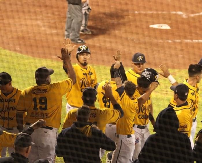 Beisbol, LMB: Otro juegazo en Aguascalientes y ahora ganaron los Rieleros.