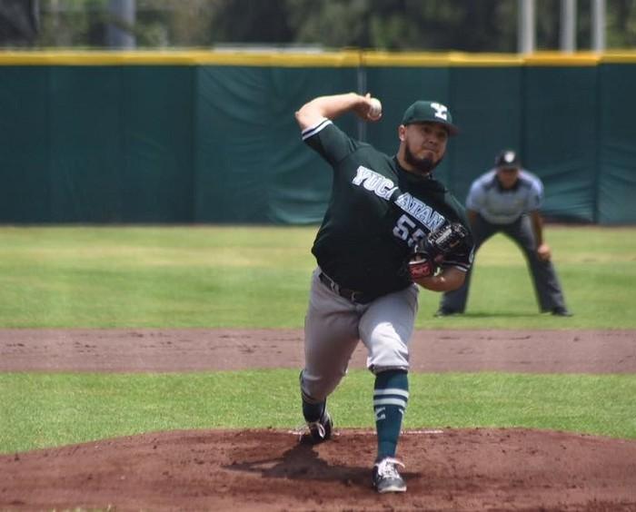 Beisbol, LMB: Gran labor de Samayoa y Leones se ponen a uno de la final de zona sur.