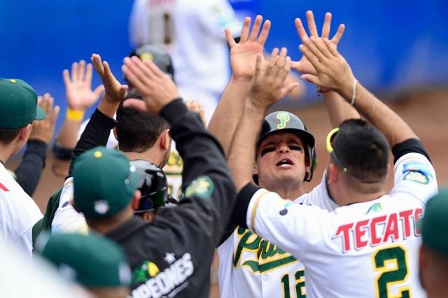 Beisbol, LMB: Pericos ganó duelo de batazos y se coloca a uno juego de la Serie del Rey