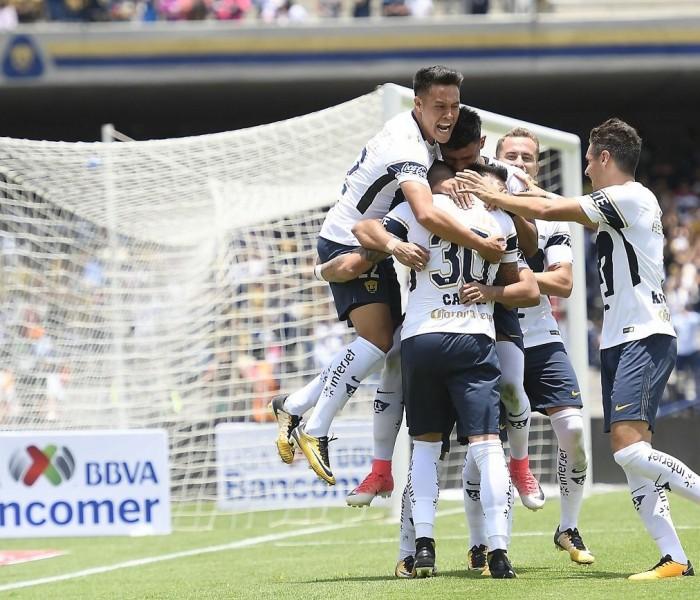 Fútbol: Pumas propinó la primera derrota de Lobos BUAP en Liga MX