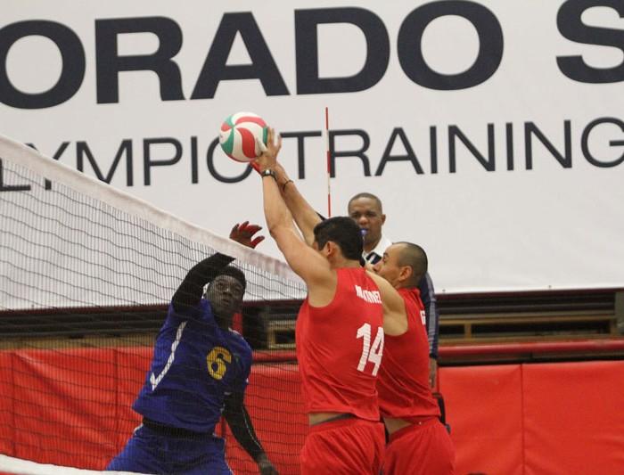 NORCECA, Voleibol: Barajas lidera a México para la victoria