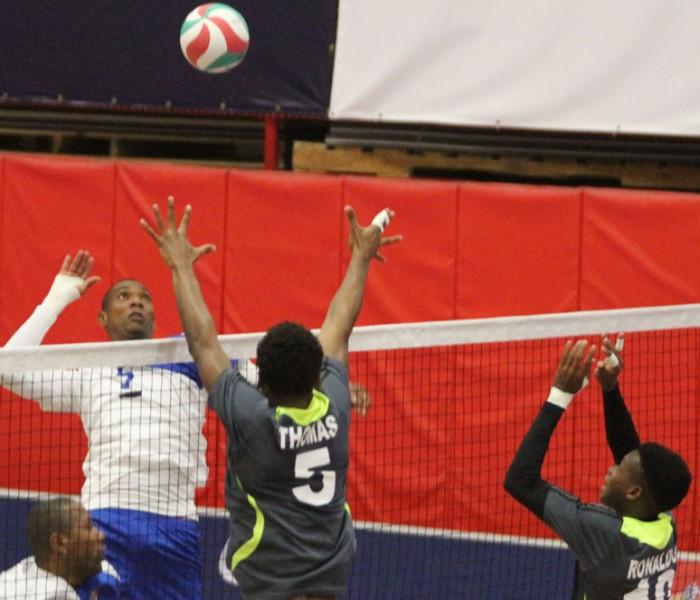 NORCECA, Voleibol: Martinica consigue su primer victoria