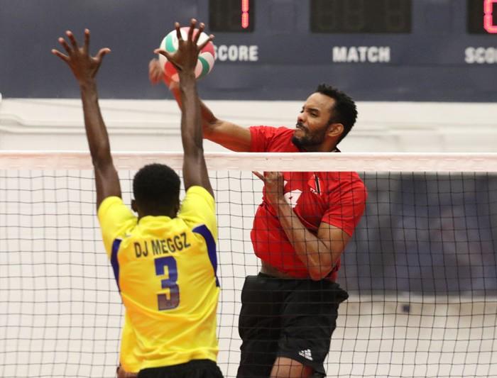 NORCECA, Voleibol:   Trinidad y Tobago derrota a Santa Lucía