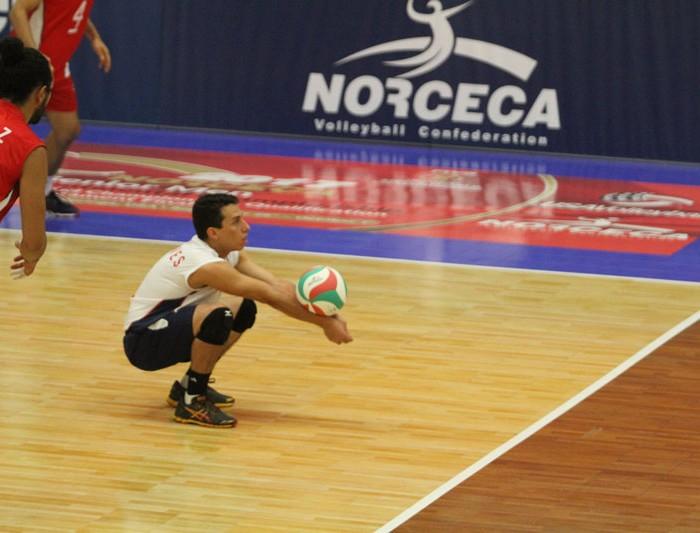 NORCECA, Voleibol: Costa Rica gana en el primer día de la competición