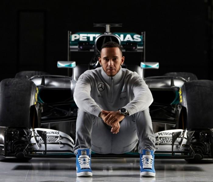Automovilismo: Hamilton histórico de la F1