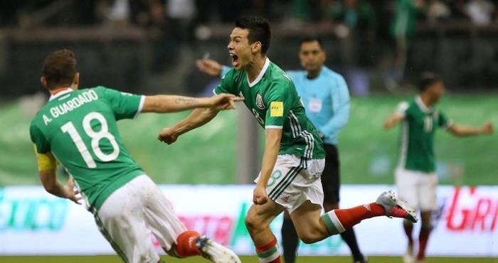Fútbol: México asegura su lugar en Rusia 2018