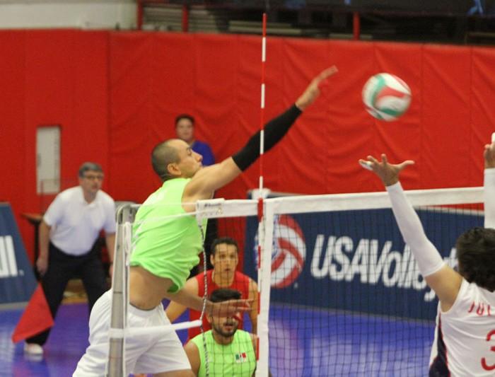 NORCECA, Voleibol: México derrota a Costa Rica