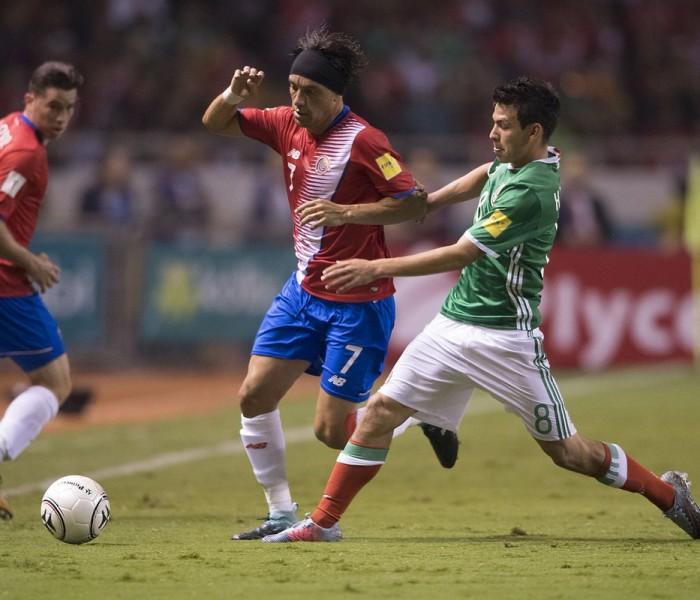 Fútbol: México no supo matar y empató ante Costa Rica