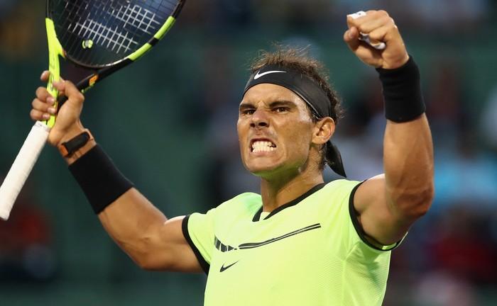 Tenis: Nadal y Muguruza en la cima del tenis