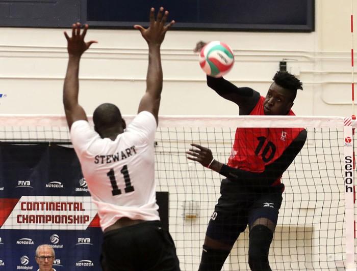 NORCECA, Voleibol: Canadá sigue invicto
