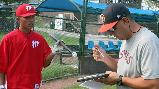 Beisbol, LMB: Astros de Houston evaluaron a prospectos de la Academia LMB