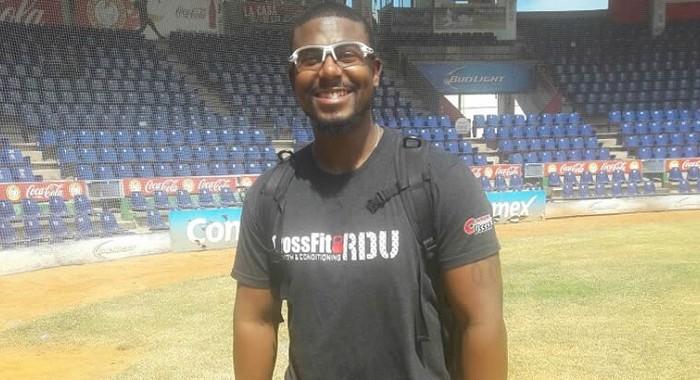 Beisbol, LMP: Quincy Latimore se incorporó a los entrenamientos de Mayos de Navojoa