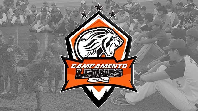 Beisbol, LMB: Leones de Yucatán abrirá campamento juvenil en el Parque Kukulcán