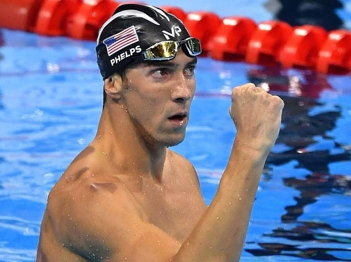Deportes: Michael Phelps se salva