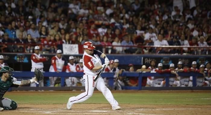 Beisbol, LMP: Retherford define en la octava y Mexicali inicia ganando la defensa del título