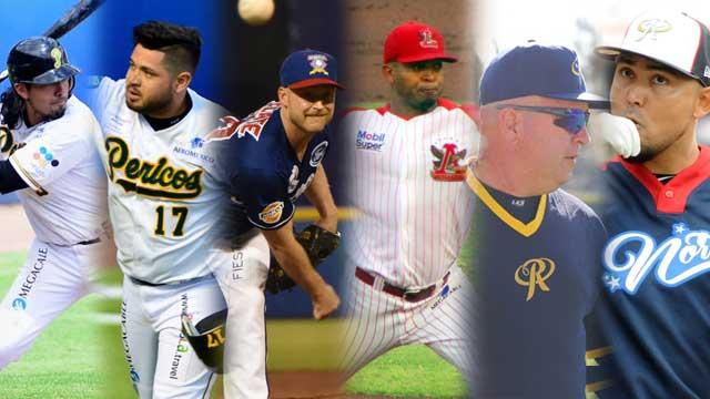Beisbol, LMB: Ellos son los ganadores de las Nominaciones Especiales 2017