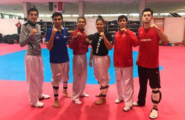 Taekwondo: Selección Mexicana lista para londres