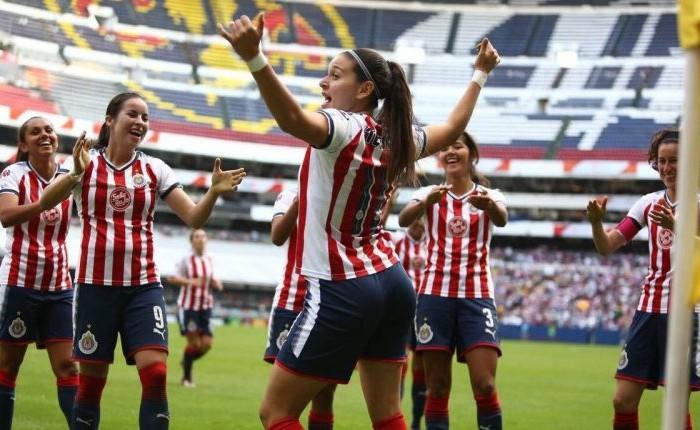 Fútbol: Pachuca y Chivas jugarán la primer final femenil