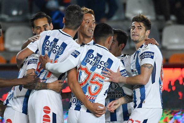 Fútbol: Pachuca derrota al Atlante para llegar a la final de la Copa MX