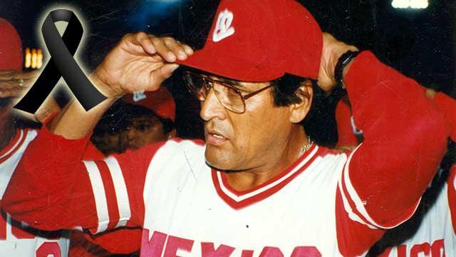 """Beisbol, LMB: Falleció Ramón """"El Diablo"""" Montoya, ídolo de Diablos Rojos del México"""