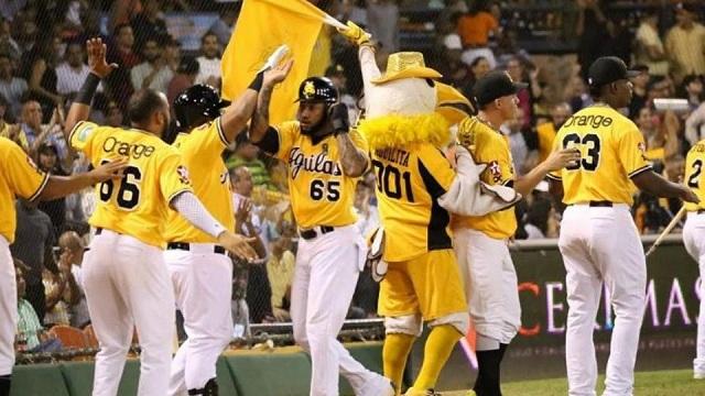 Beisbol, LIDOM: Las Águilas Cibaeñas vienen de atrás y derrotan a Tigres para irse arriba en la serie