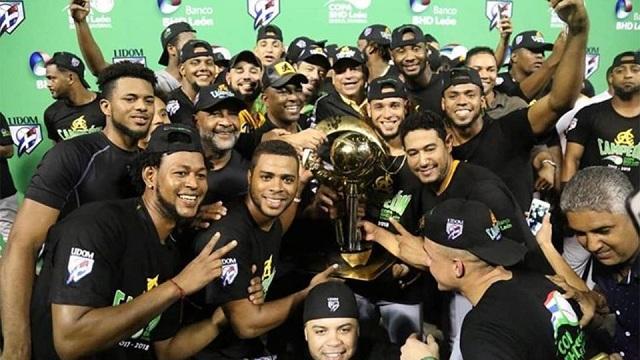 Beisbol, LIDOM: Con poderosa ofensiva, las Águilas se proclaman campeones en Dominicana