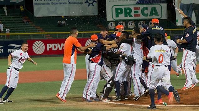 Beisbol, LVBP: Caribes de Anzoátegui ganaron su pase a la final de la Liga Venezolana
