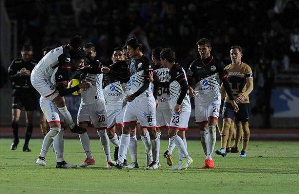 Fútbol: Lobos BUAP aulló ante los Pumas