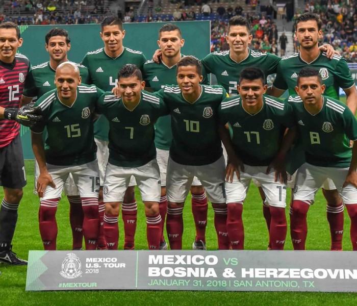 Fútbol: Selección alternativa supera su examen ante Bosnia