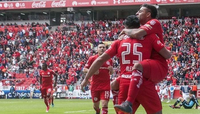 Futbol: Toluca le hace la diablura a Monterrey