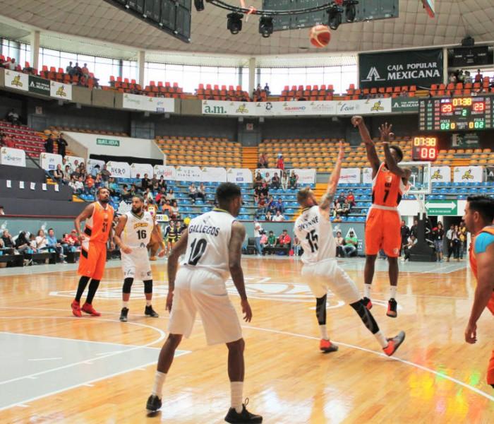 LNBP, Baloncesto: Correcaminos acaba con Abejas