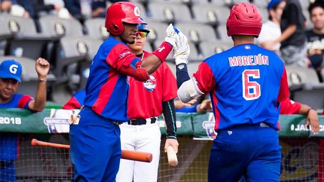 Beisbol, CBPC: Alazanes de Granma superó a Criollos de Caguas en el primer juego del martes