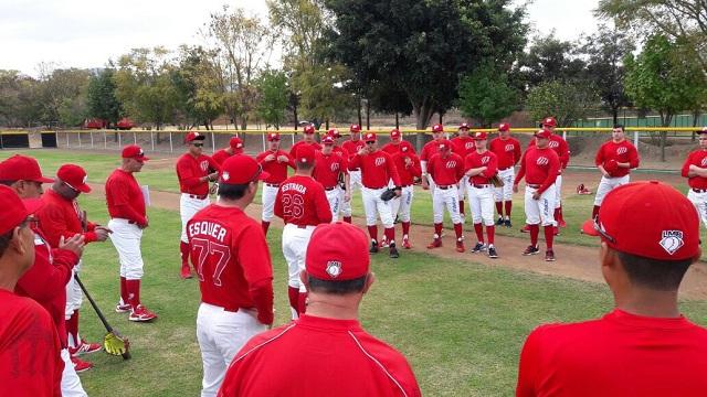 Beisbol, LMB: Diablos Rojos arrancó su pretemporada en Oaxaca