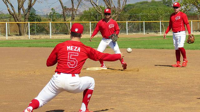 Beisbol, LMB: Diablos Rojos alista duelos de preparación