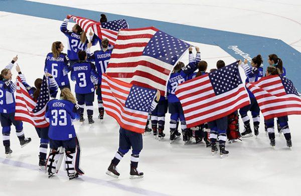 Juegos Olímpicos: Estados Unidos obtiene el oro en Hockey