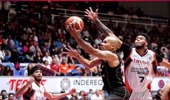 LNBP, Baloncesto: Libertadores se queda con el primero