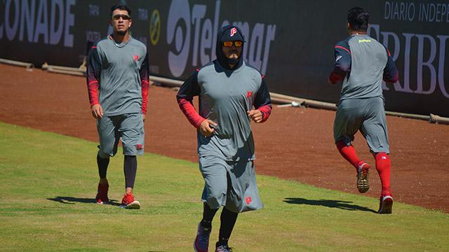 Beisbol, LMB: Iván Salas ya reportó al campamento de Piratas de Campeche