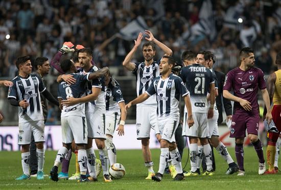 Fútbol: Monterrey con dos penales superó a Cruz Azul