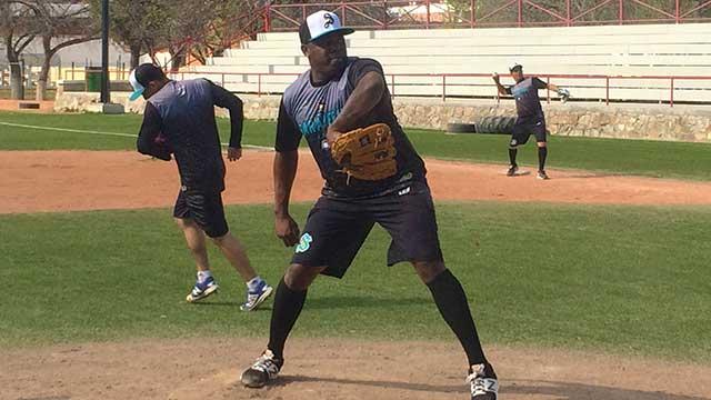 Beisbol, LMB: De la Cruz llega sin presiones y listo a Saraperos